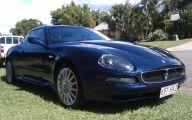 2004 Maserati Coupe 13 Car Background