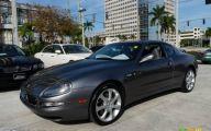 2004 Maserati Coupe 14 Car Background