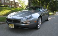 2004 Maserati Coupe 24 High Resolution Car Wallpaper