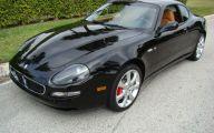 2004 Maserati Coupe 25 Car Background