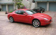 2004 Maserati Coupe 27 Car Background