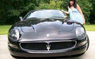 2004 Maserati Coupe 30 Wide Car Wallpaper