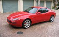 2004 Maserati Coupe 33 Background Wallpaper