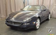 2004 Maserati Coupe 38 High Resolution Car Wallpaper