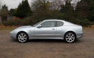 2004 Maserati Coupe 45 Car Desktop Background