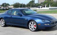 2004 Maserati Coupe 9 Car Background