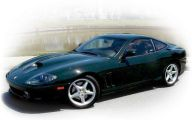 2011 Ferrari 550 Maranello 12 Background Wallpaper