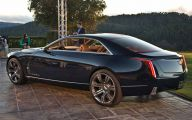 2015 Cadillac Fleetwood 35 Car Background