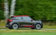 2015 Mini Paceman 38 Car Background