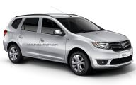 Dacia Logan 2014 15 Car Hd Wallpaper