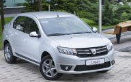 Dacia Logan 2014 17 High Resolution Car Wallpaper