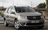 Dacia Logan 2014 2 Car Desktop Background