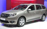 Dacia Logan 2014 22 Car Desktop Background