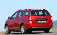 Dacia Logan 2014 23 Wide Car Wallpaper