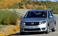 Dacia Logan 2014 3 Cool Car Wallpaper