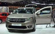 Dacia Logan 2014 4 High Resolution Car Wallpaper