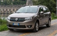 Dacia Logan 2014 41 Cool Hd Wallpaper