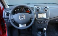 Dacia Logan 2014 7 Background Wallpaper