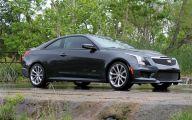 First Drive Cadillac Ats V 12 Car Hd Wallpaper