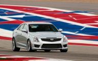 First Drive Cadillac Ats V 16 Free Car Wallpaper