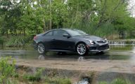First Drive Cadillac Ats V 32 Car Desktop Background