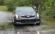 First Drive Cadillac Ats V 38 Free Hd Car Wallpaper