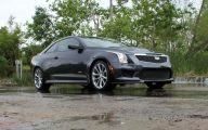 First Drive Cadillac Ats V 39 Cool Hd Wallpaper