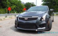 First Drive Cadillac Ats V 5 High Resolution Car Wallpaper