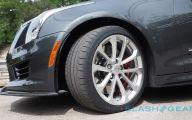 First Drive Cadillac Ats V 7 Background Wallpaper