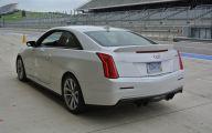 First Drive Cadillac Ats V 8 Cool Car Wallpaper