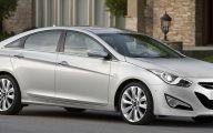 Hyundai Sonata 3 Car Background