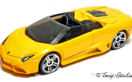 Lamborghini Hot Wheels 3 Wide Car Wallpaper