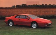 Lotus Esprit 61 Wide Car Wallpaper