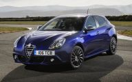 New Alfa Romeo 2015 9 Car Background