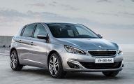 Peugeot 2014 17 Widescreen Car Wallpaper
