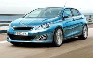 Peugeot 2014 2 Widescreen Car Wallpaper
