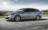Peugeot 2014 33 Widescreen Car Wallpaper