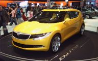 Skoda Car 5 High Resolution Car Wallpaper