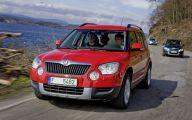 Skoda Car 6 Wide Car Wallpaper