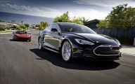 Tesla Motors Nikola Tesla 32 High Resolution Car Wallpaper