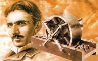 Tesla Motors Nikola Tesla 8 Background Wallpaper