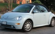 Volkswagen Beetle 16 Background Wallpaper