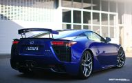Lexus Sports Car Wallpaper 16 Background Wallpaper