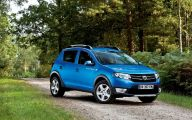 New Dacia Cars  17 Widescreen Car Wallpaper