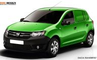 New Dacia Cars  23 Widescreen Wallpaper