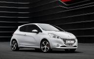 Peugeot Sports Cars 4 Hd Wallpaper
