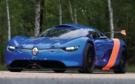 Renault Sports Cars  16 Widescreen Wallpaper