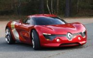 Renault Sports Cars  3 Car Background Wallpaper