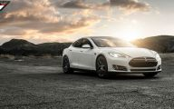 Tesla Car Wallpaper 31 Widescreen Car Wallpaper