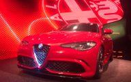 2016 Alfa Romeo Giulia Wallpaper  26 Car Background